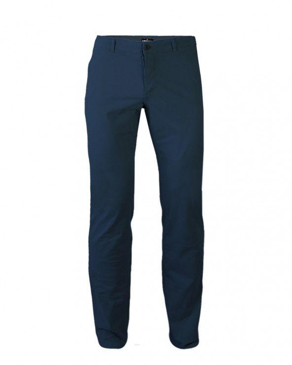 Pantalon Wembley Otago bleu marine homme
