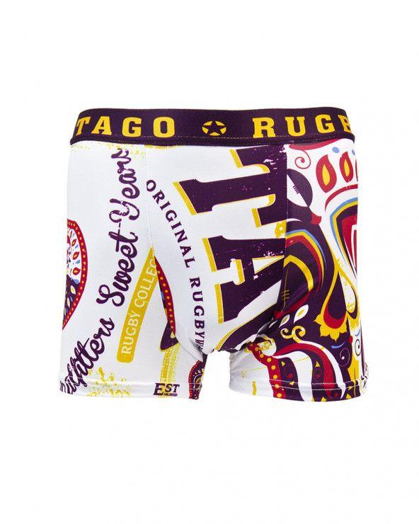 Boxer Aztak Otago rugby homme