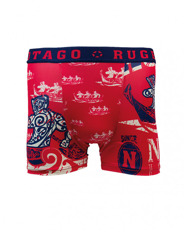 Boxer Pagué Otago rugby homme