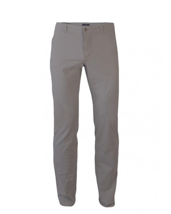 Pantalon Wembley Otago gris clair homme