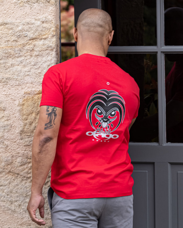 T-shirt Lang Otago rugby homme